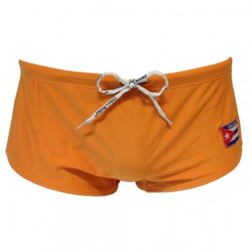 Plavky - Plavky Oiler&Boiler Massachusetts Orange