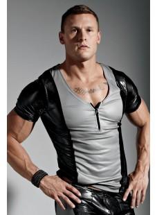 Extreme Collection Bondage triko s hlubokým výstřihem